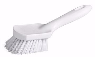Image de M2 brosse fibre courte blanche 8 pouces