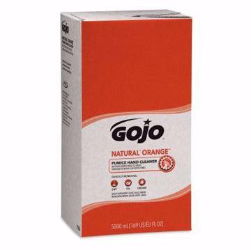 Image de Gojo savon à main à granule natural orange