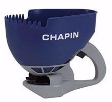 Image de Chapin épandeur à manivelle 3 litres / 0,79 gallon de fonte sel / glace