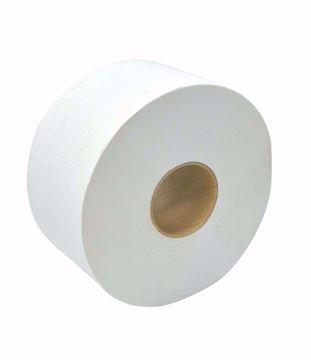 Image de Papier toilette  8 rouleaux 2 plis 3 1/4