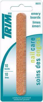 Image de Lime à ongles TRIM  10/ paquet