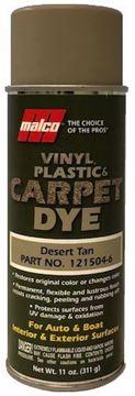 Image de Teinture MALCO pour vinyle, plastique et tapis:  Desert tan   11 oz