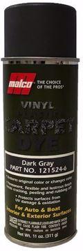 Image de Teinture MALCO pour vinyle, plastique et tapis: Grey Metallic  11oz