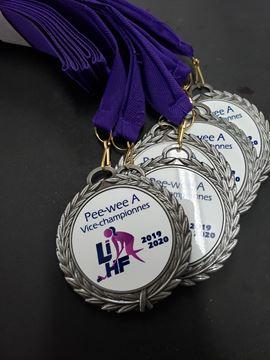 Image de Médaille - Gravée/Imprimée - LIHF