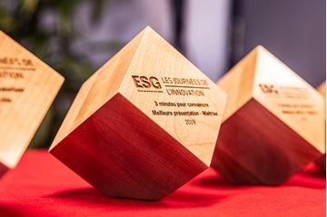 Image de Trophée - Bois - ESG