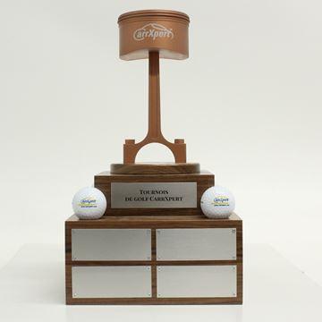 Image de Sur-mesure - Golf- Coupe - Carr Xpert