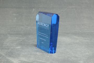 Image de Sur mesure - Trophée Acrylique - Morency