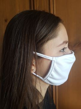 Image de MASQUE PRÉVENTIF BLANC+ support nasal (6)
