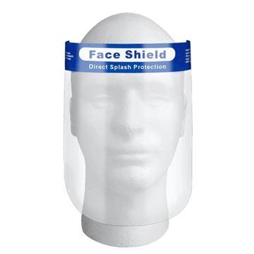 Image de Covid - Visière faciale de protection