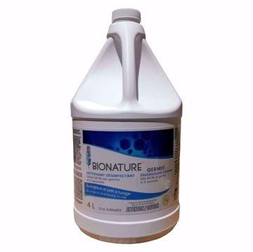Image de Nettoyant désinfectant Germix Bio-354 / 4 litres ✓ D.I.N. 02454459 ✓ Écologique et prêt à l'usage ✓ Détruit 99.9 % des batéries en 5 secondes