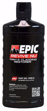 Image de Épic revive Nu-Cladding & Trim Restorer