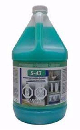 Image de S-43  Sany format de 4 litres