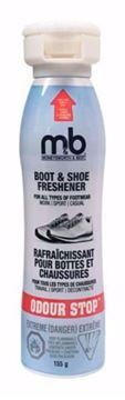 Image de Rafraîchissant pour bottes et chaussures en aérosol 155 Gr.